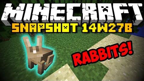 Minecraft Snapshot 14w27b