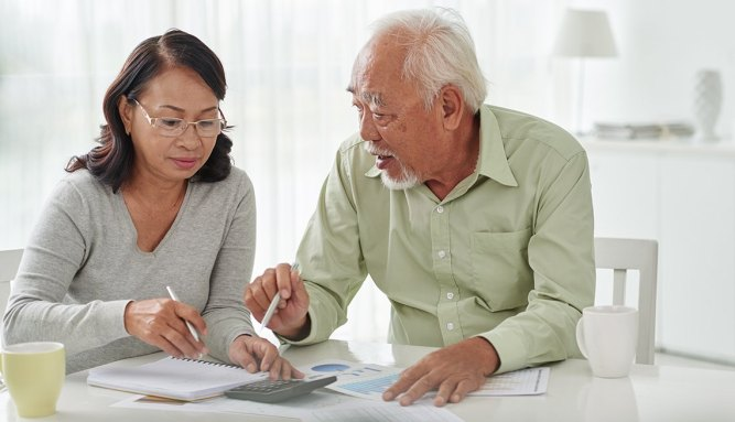 Image result for Asian senior citizens