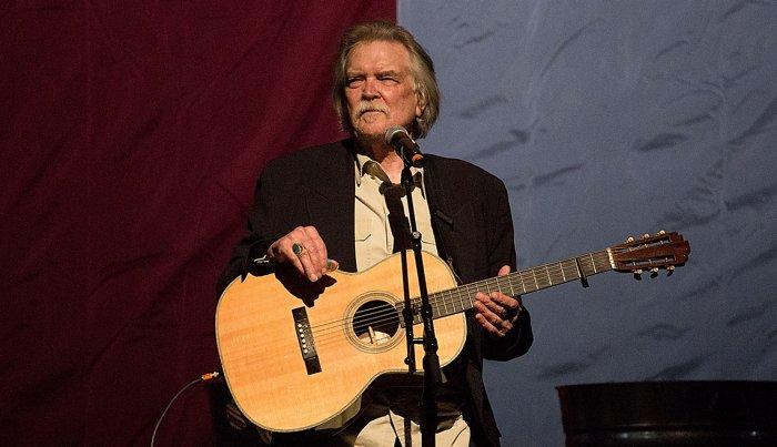 Guy Clark, musician, 74