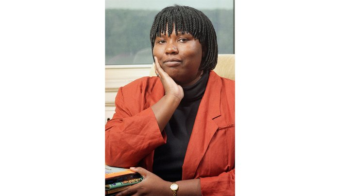 Gloria Naylor, author, 66
