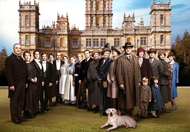 Bingeworthy TV- Downton Abbey