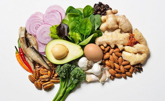 Superfoods To Cut Alzheimer S Risk And Improve Memory