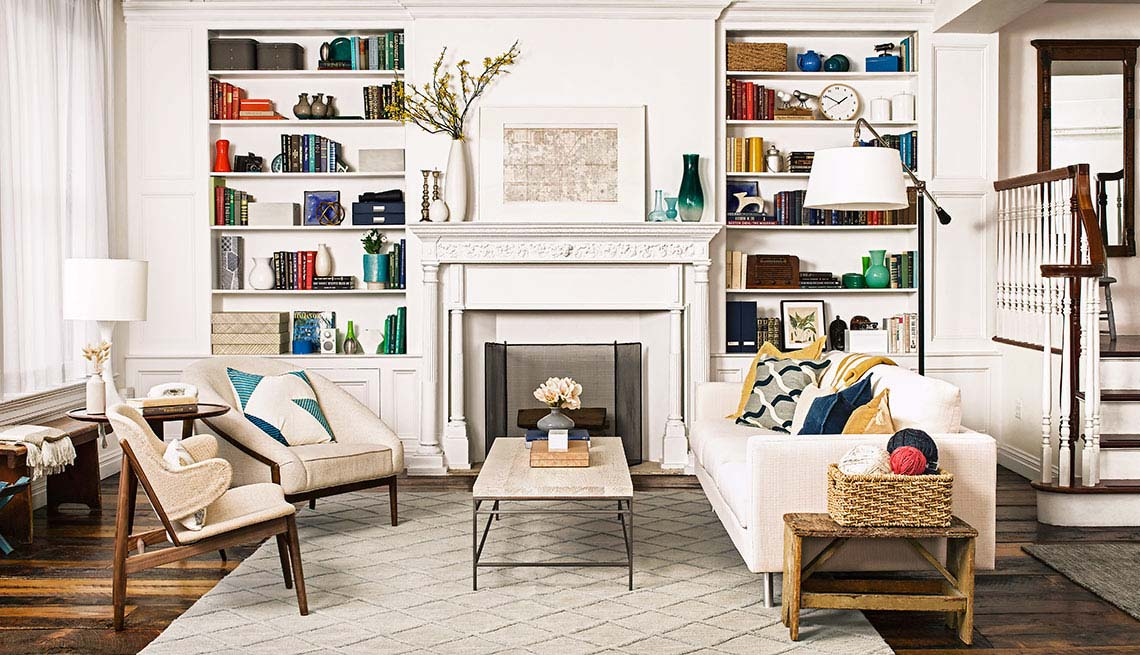 decluttering tips from a