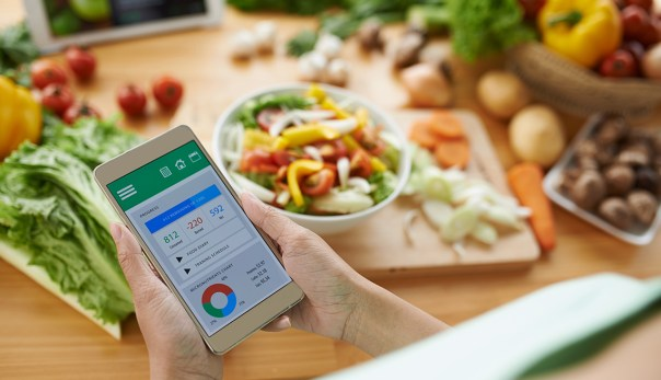 Image result for monitoring food portions with apps free image