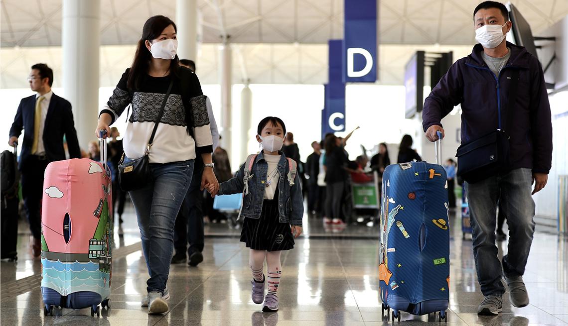 Authorities on High Alert as Coronavirus Spreads