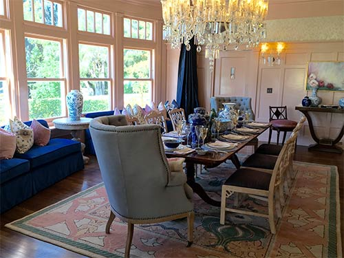 Designers Showcase Dazzling Decor At Pasadena Showcase House