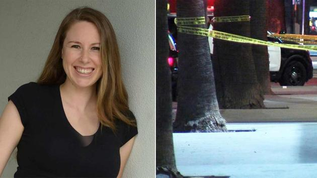 Woman shot, killed in Hollywood with no apparent motive