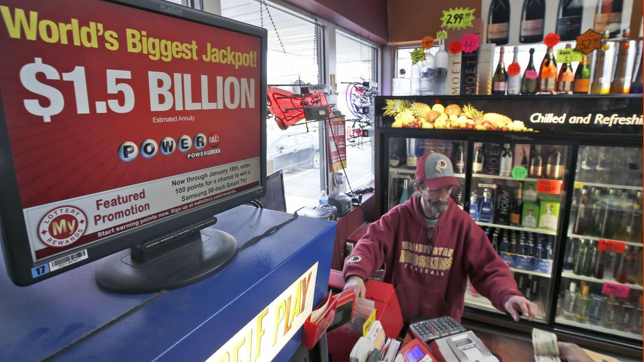 Winning $15b Powerball Ticket Sold In Southern California