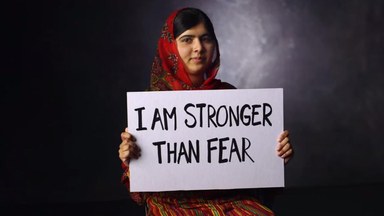 RAW: Nobel Peace Prize winner Malala Yousafzai spoke at
