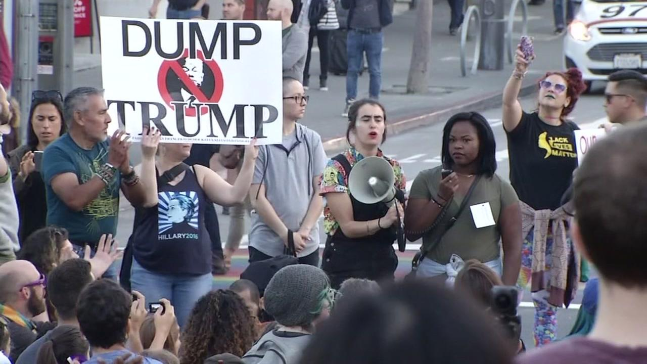 Image result for trump inauguration demonstration