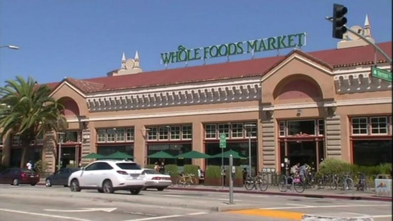 Whole Foods Market Oakland Protest