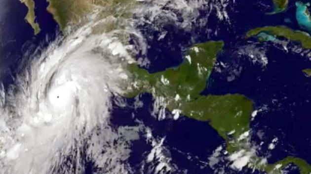 strongest hurricane ever recorded
