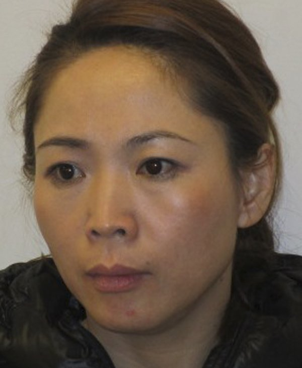Mugshots 12 massage parlor workers charged with