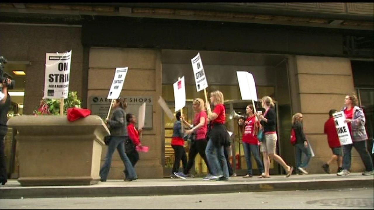 CTU rejects contract terms moves toward possible strike