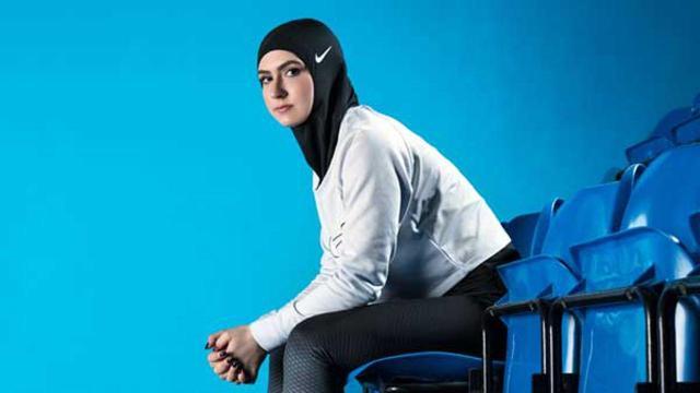Hasil gambar untuk nike hijab