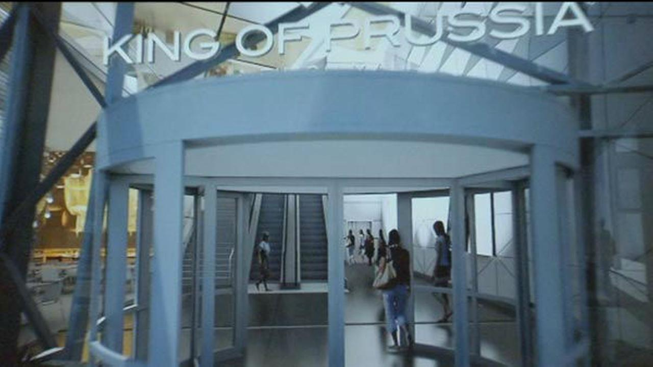 PHOTOS King of Prussia Mall expansion  6abccom