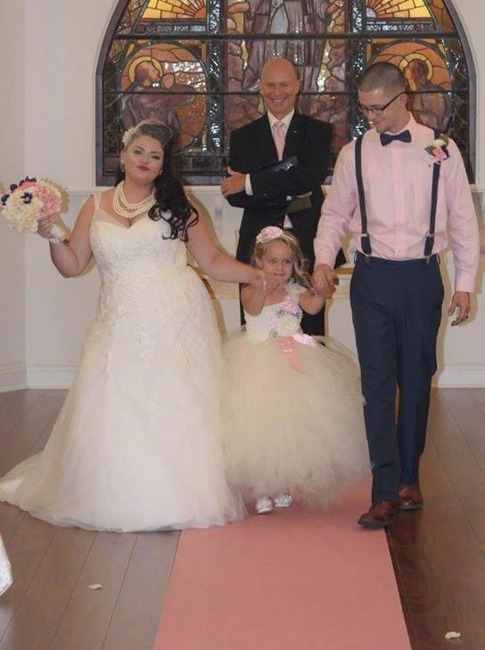 North Carolina wifes wedding dress accidentally donated to Goodwill  abc7nycom