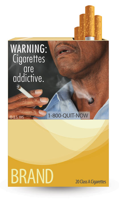 US Graphic Warning Labels