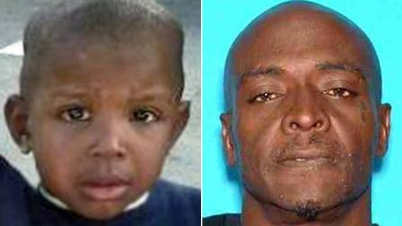 Willie Keeten Jr., 3, left, was last seen March 21. Investigators believe he may be with his father, 45-year-old Willie Keeten Sr., right.