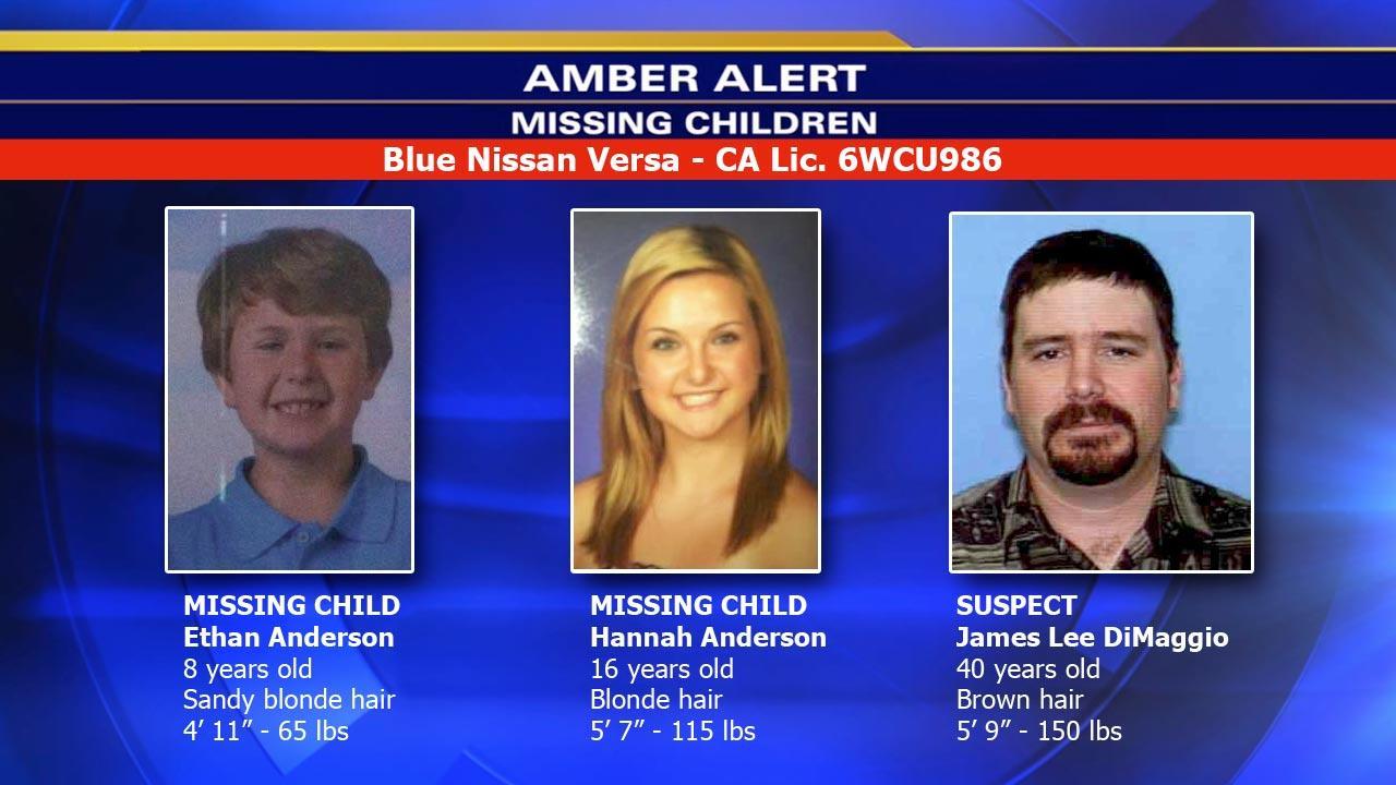 California Amber Alert Car Found In Idaho Abc30com