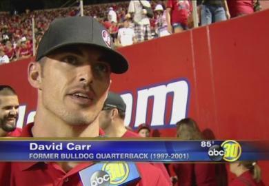Fresno State Legend David Carr Shares Nfl Plans