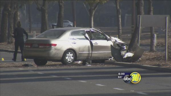Fresno teacher killed in a car crash