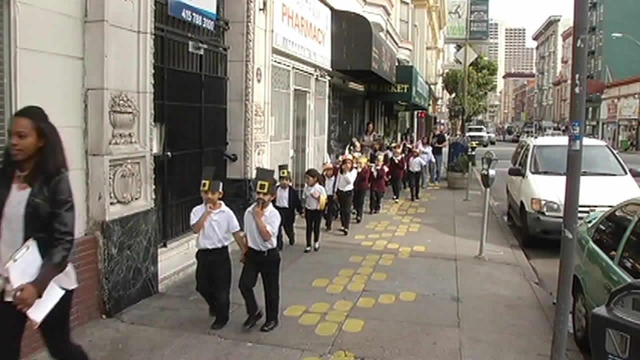 Only On 7 San Francisco Kids Describe Obstacles In
