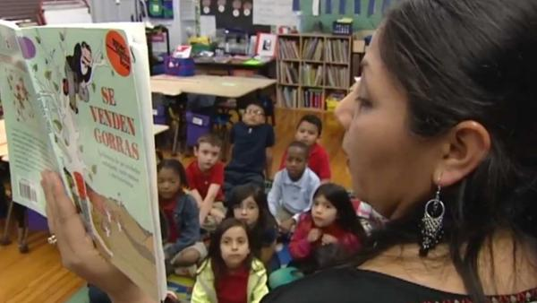 HISD preparing kids for bilingual world
