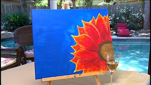 Girls' Night Painting Party Deals The Live Well Network