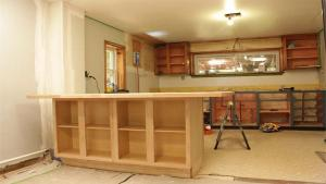 DIY Kitchen Island Knock It Off! The Live Well Network