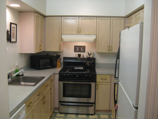 11 Pictures Small Galley Kitchen Makeover