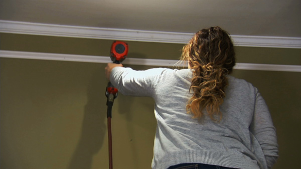 Photos DIY Faux Crown Molding  Knock It Off  The Live