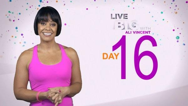 Live Big 30 Day Challenge: Day 16
