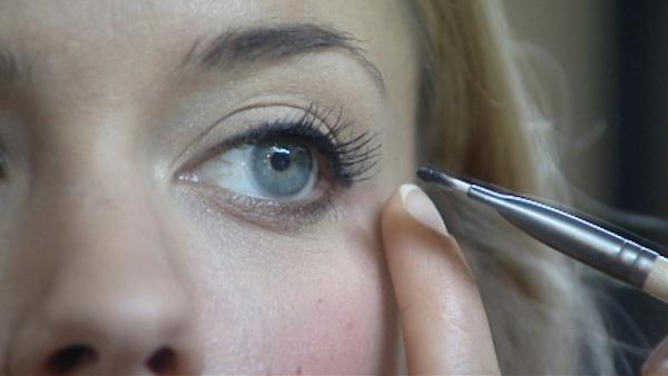 Image result for granny with makeup