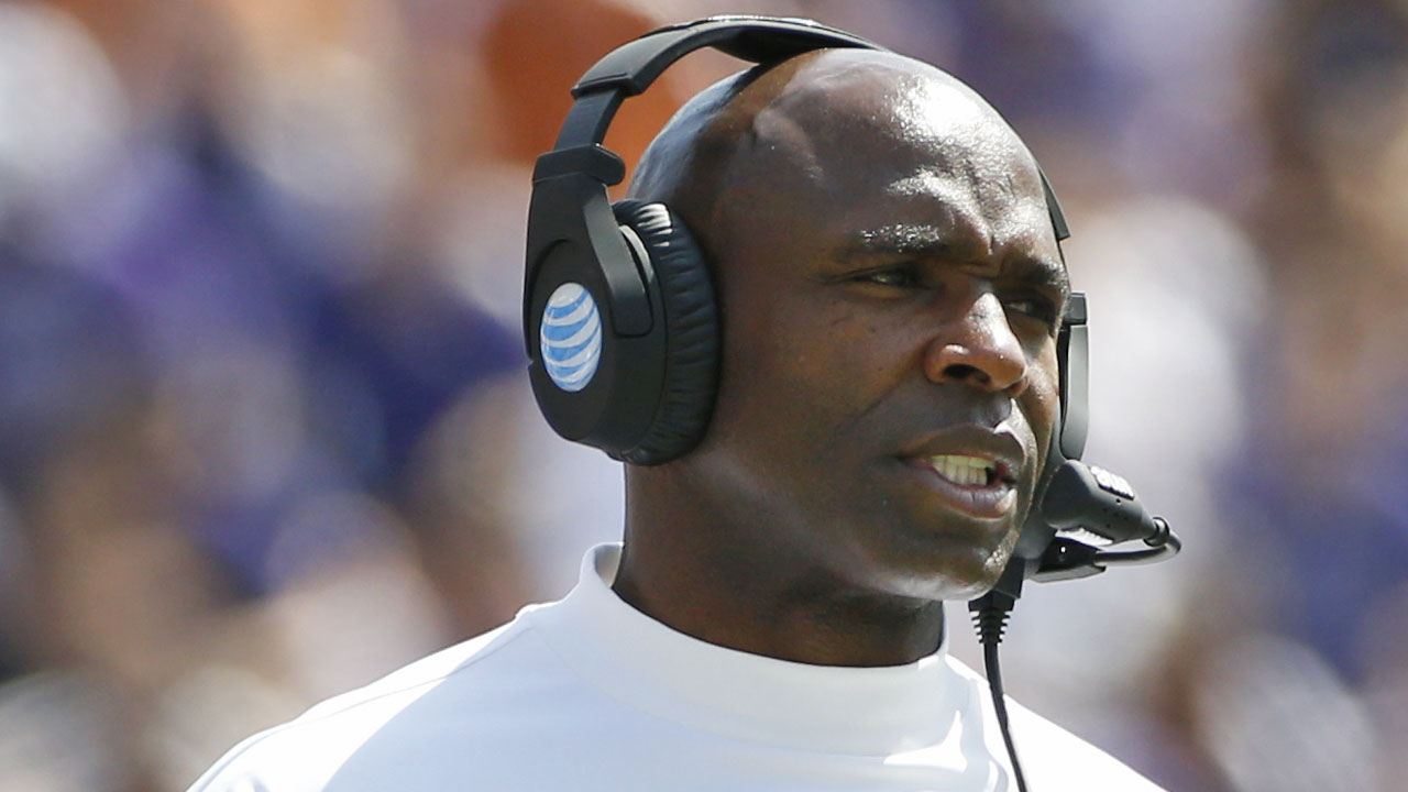 Ut Fires Football Coach Charlie Strong Ap Reports Abc13