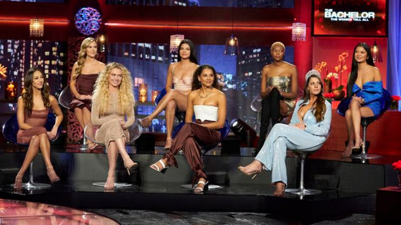 The Women Tell All' features mean girl apologies, closure with 'The Bachelor'  Matt James - ABC7 Chicago