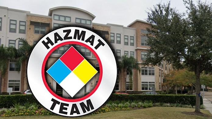 Fentanyl exposure prompts hazmat response at Nassau Bay apartment