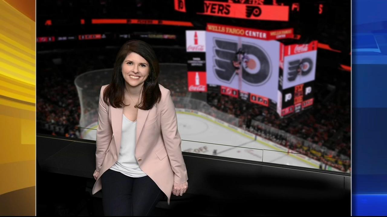 Meet Flyers' Valerie Camillo. the first female president in the NHL - 6abc Philadelphia