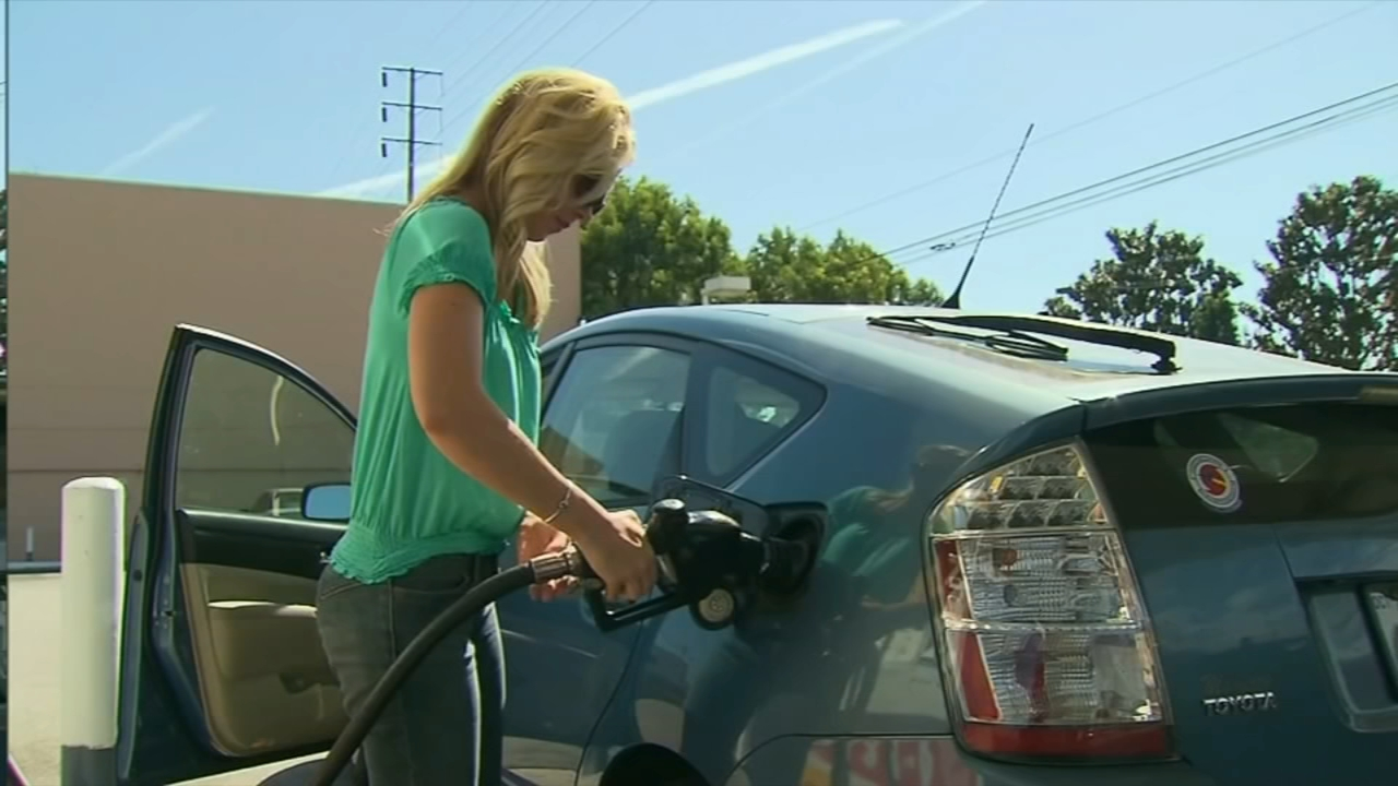 Houston gas prices keep going up. but you may see cheaper fuel soon - ABC13 Houston
