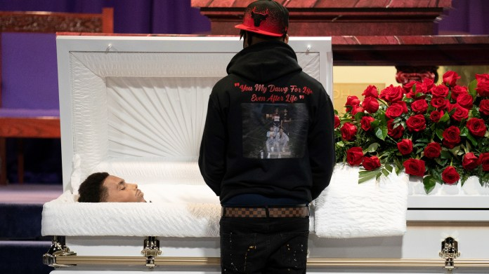 Daunte Wright funeral: Rev. Al Sharpton delivers eulogy at Minneapolis service
