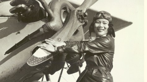 The Katherine Cheung Story: How a Chinese American woman became a pilot in the 1930s