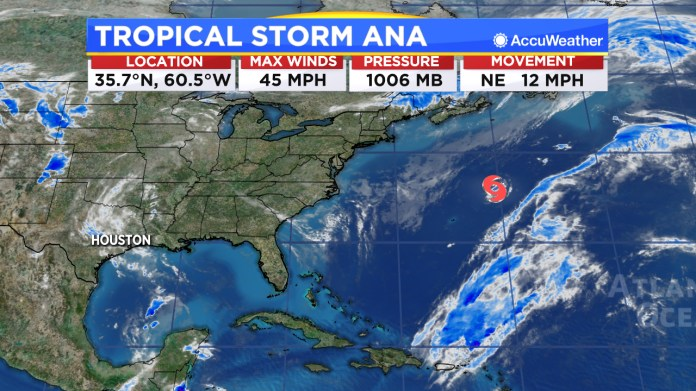 Tropical depression likely to form in Gulf Thursday night or Friday