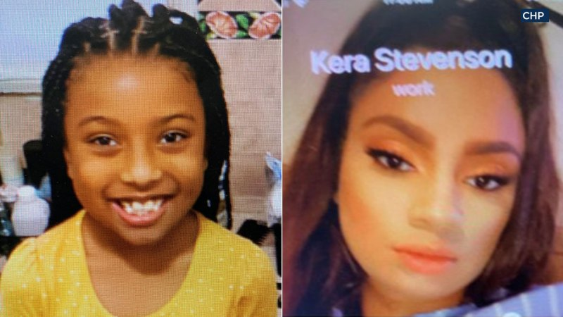 Amber Alert: 8-Year-Old Aleigha Stevenson Abducted By Mother In Leimert Park Found Safe