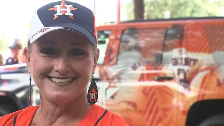 Watch Houston ICU nurse makes use of Astros to energy via COVID pandemic – COVID-19 News
