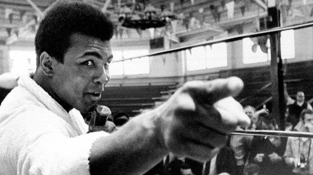 Photos Muhammad Ali Through The Years Abc13