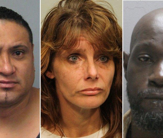 Mug Shots Arrests Made In Prostitution Sting