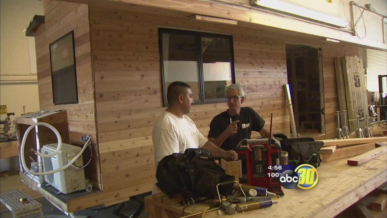 Valley Teachers Hope Tiny House Training Will Help