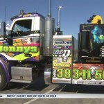 Bridgeview Hosts Tow Trucks For Tots Largest Tow Truck Gathering In World Abc7 Chicago