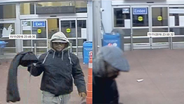 hight resolution of armed robbery at walmart in king of prussia