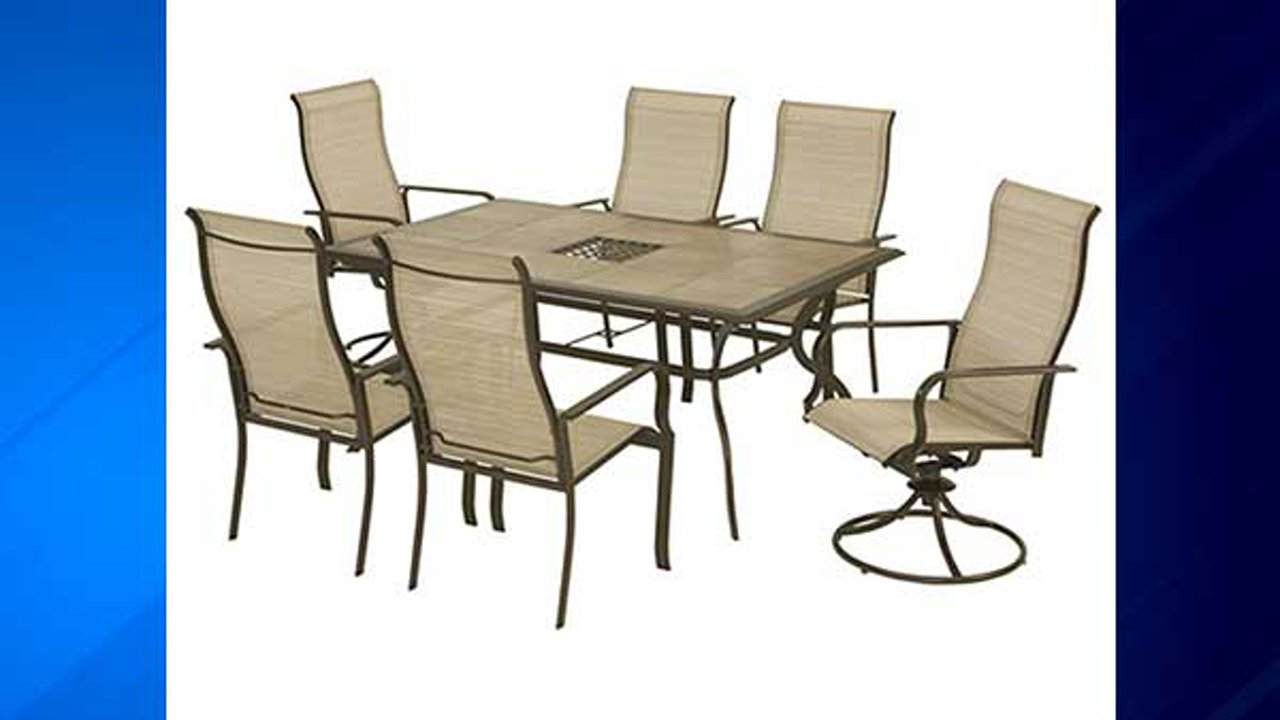 At Home Chairs 2 Million Patio Chairs Sold At Home Depot Recalled Due To Fall